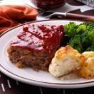 Moist & Savory Meat Loaf