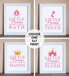 Would like to mix it up a little - princess, fairies, ponies, princess pirates, princess monsters - not just princesses