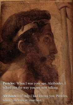 Alcibiades Vs. Pericles | The 32 Wittiest Comebacks Of All Time