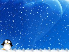 "Photo from album ""Новогодние"" on Yandex. Winter Images, Christmas Background, Penguins, Snowman, Clip Art, Animation, Painting, Backgrounds, Penguin"
