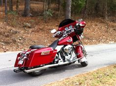 My 2003 Electra Glide Classic