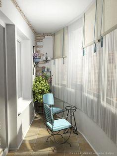 Интерьеры балконов и лоджий. Раздвижные двери. Обсуждение на LiveInternet - Российский Сервис Онлайн-Дневников