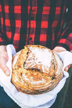 Heavenly Sourdough Bread - Slow Sundays — Nourish Atelier