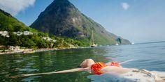 Caribbean-Most Beautiful Island  This Has Got To Be The Most Beautiful Island In The Caribbean