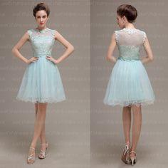 Short Cap Sleeve Sherri Hill Homecoming Dress at PromGirl.com ...