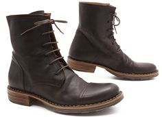 Fiorentini + Baker Elios Bootie in Chocolate Brown : Ped Shoes ...