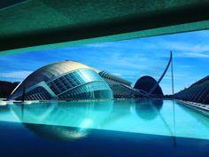 Welcome to Planet #valencia  #calatrava Land!  #ciudaddelasartesylasciencias #architektur #architecture