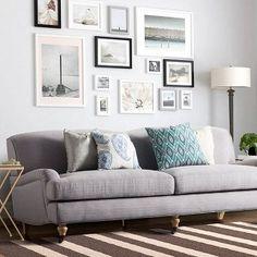 Rose - Shop - Interior Define also lucy. Living Room Redo, Living Room Decor Cozy, Elegant Living Room, Beautiful Living Rooms, Apartment Living, Living Room Designs, Sofa Colors, Living Room Inspiration, Interior Design