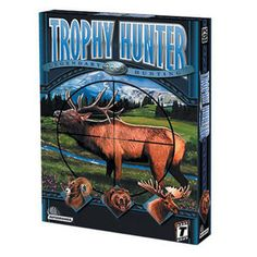 Trophy Hunter 2003: Legendary Hunting (Jewel Case Edition) (PC, 2003)