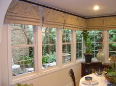 1000 images about living on pinterest sunroom window for Sunroom blinds ideas