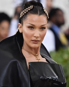 #bellahadid at the #metgala