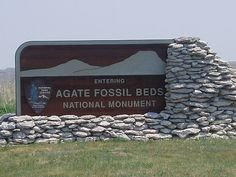 Agate Fossil Beds Na