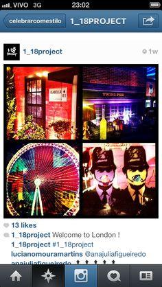 Inspiracao Festa London