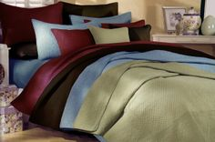 Josephine quilt---plain colors but featuring great quilting!