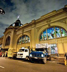 Municipal Market Paulistano - São Paulo City / São Paulo State / Brazil