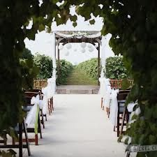 Ceremony Site Becker Farms And Vineyard