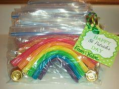 St Patricks Day classroom treat