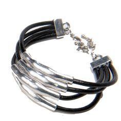 Zara Leather Bracelet