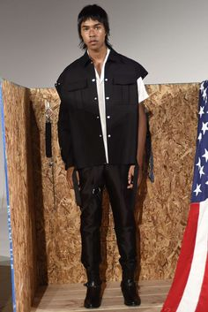Private Policy Spring-Summer 2018 Collection | New York Fashion Week Men's
