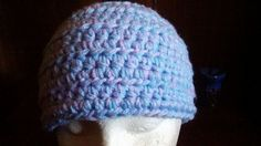 Lavender and baby blue beanie · Toasty Designs · Online Store Powered by Storenvy