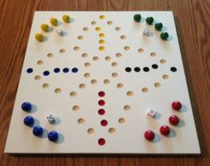 aggravation board game template - Google Search | Misc. | Pinterest ...