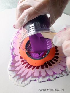 9 Best Strainer Painting Images Pour Painting Acrylic