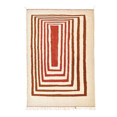 12 Places to Get Truly Unique Rugs Beni Rugs, Wooden Rack, Sheepskin Rug, Striped Rug, Unique Rugs, Decoration, Vintage Shops, Hand Weaving, Deserts