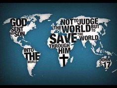 God sent His son quotes god jesus faith bible christian christ son John 3 17, Images Bible, We Are The World, Lord And Savior, Jesus Saves, God Is Good, Christian Quotes, Christian Life, Christian Living
