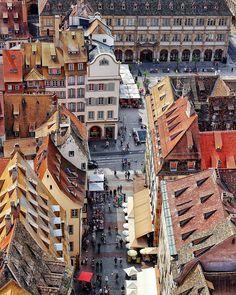 Localisation : Strasbourg, France  Travel tips