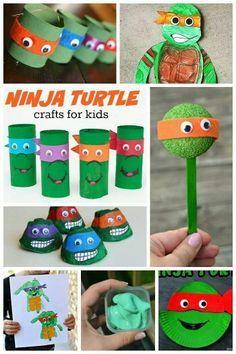 Cute idea for boy birthday