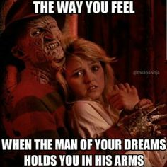 Here we share 50 scariest Halloween memes pictures of Halloween is the most scariest American event, but now celebrated among different countries. Halloween Meme, Halloween Horror, Horror Movies Funny, Horror Movie Characters, Scary Movies, New Nightmare, Nightmare On Elm Street, Freddy Krueger, Science Fiction