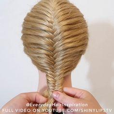 Easy Hairstyles For Long Hair, Braids For Long Hair, Up Hairstyles, Summer Hairstyles, Hairstyle Men, Style Hairstyle, Protective Hairstyles, Female Hairstyles, Medium Hair Styles