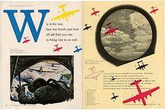 Bradbury Thompson Typographic Design, Typography, Herbert Bayer, New York School, Magazine Spreads, Book Layout, Art Director, Color Photography, Design Awards