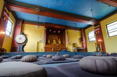 Tour this Buddhist Temple that was once a Masonic Temple. #OHC2016