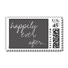 Browse unique wedding stamps or create your own. #wedding #ideas