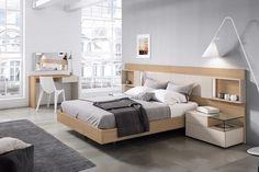 Ideas para conseguir un dormitorio de diseño. Nuevos dormitorios 2016, tendencias decoración Fiera de Milan 2016.