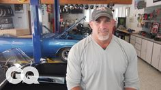 awesome Bill Goldberg's Restored Classic Cars - GQ's Car Collectors - Los Angeles
