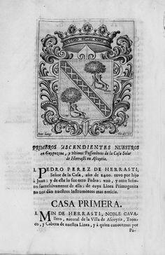 Historia de la casa de Herrasti [...] - Fondos Digitalizados de la Universidad de Sevilla
