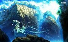 Ice Dragon Wallpaper | Dragons, Mythical, Fantasy, Art
