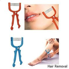 Hair Removal - large collection. Need to visit...
