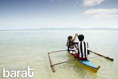 boating in Cagbalete Island Nature Beach, Down South, The Province, Boating, Coastal, Weather, River, Island, Vacation