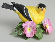 LenoxGarden Birds  Gold Finch - at Replacements, Ltd