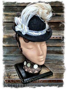 ladys bird hatberdashery | Ode To Pearlies Bowler - $114.95