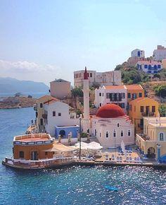 Kastellorizo Island, Dodecanese, Greece | by nik_gsa