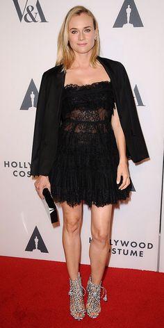 黒=女性を美しく魅せる色。お呼ばれスタイルはブラック基調のドレスで決まり!|MERY [メリー]
