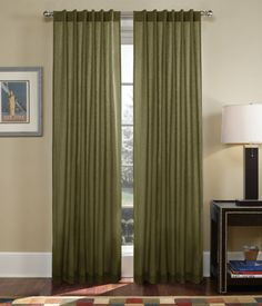 olive green curtains | OLIVE GREEN CURTAINS | House and Redesign