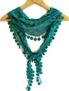 fashion scarvesnew scarf trendsoil green scarfCowl by scarvesCHIC, $15.90