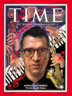 Dave Brubeck - Time cover
