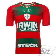 Camisa Lupo Portuguesa I 2013 - Fut Fanatics - Compre Camisas de Futebol Originais Dos Melhores Times do Brasil e Europa - Futfanatics