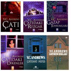 V. C. Andrews Çatı Serileri PDF E-book indir